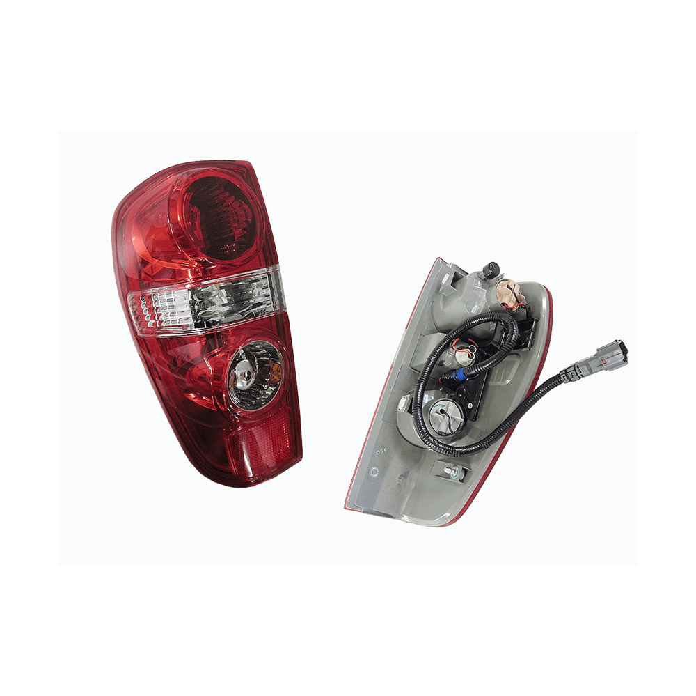 Holden Colorado Rc 06  2008-on Tail Light-left