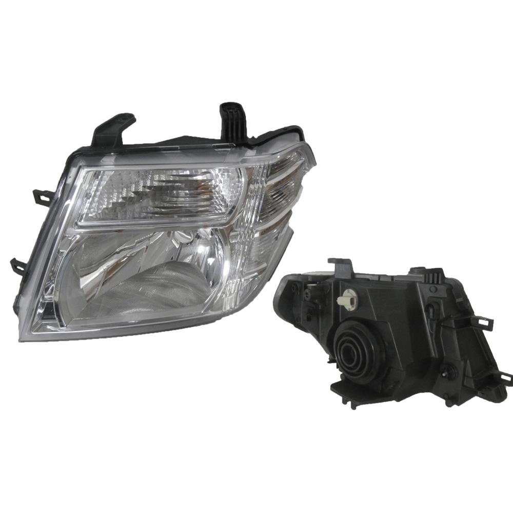 Nissan Navara D40 02 2010 04 2015 Headlight Left Spain