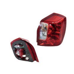Daewoo Lacetti J200 09/2003-01/2004 Tail Light-LEFT