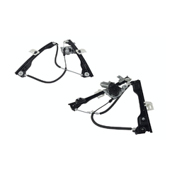 Ford Falcon FG 02/2008-2014 Front Electric Window Regulator-LEFT