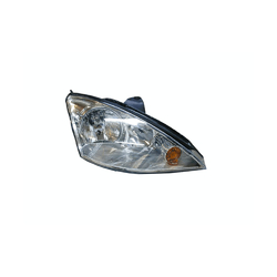 Headlight for Ford Focus LR Sedan&HATCH 10/02-12/04 Chrome-RIGHT