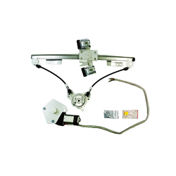 Ford Fiesta WS/WT 09/2008-07/2013 Window Regulator Electric Left Front