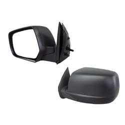 Door mirror for Ford Ranger PJ PK 2006-2011 Black Manual-LEFT