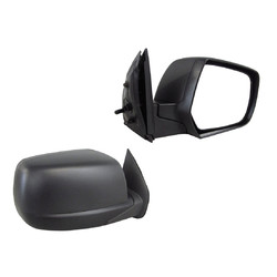 Door mirror for Ford Ranger PJ PK 2006-2011 Black Manual-RIGHT