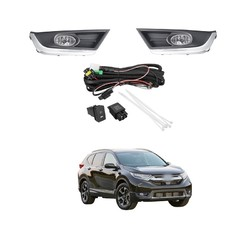 Fog Light Kit for Honda CR-V 2017-ON with Wiring & Switch