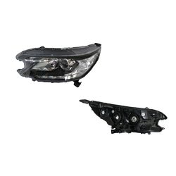 Honda CR-V RM Series 1 11/2012-11/2014 Headlight-LEFT