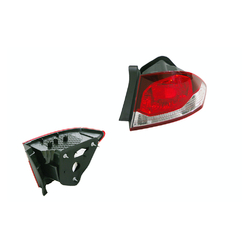 Honda Civic FD SERIES 2 01/2009-ON OUTER Tail Light-RIGHT