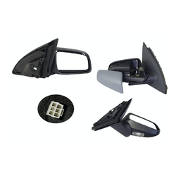 Holden Commodore VE 2006-2013 Electric Door Mirror 5 PIN Plug-RIGHT