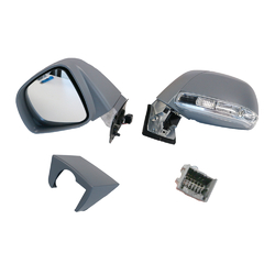 Holden Captiva 7 CG 11/2006-ON Door Mirror ELECTRIC WITH LIGHT & HEATED - LH