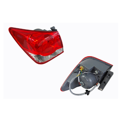 Holden Cruze JG/JH SEDAN 05/2009-ON OUTER Tail Light-LEFT
