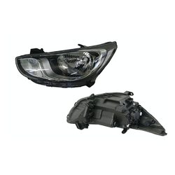 Headlight for Hyundai Accent RB 07/2011-09/2014-LEFT