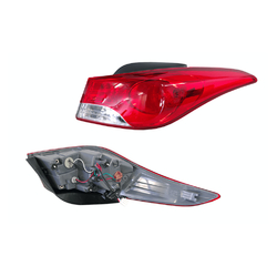 For Hyundai Elantra MD 03/2011-11/2015 OUTER Tail Light-RIGHT