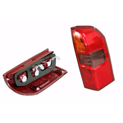 Tail light for Nissan Patrol GU 2004-2016 Full Working Lamp W/Bulb Holder RH