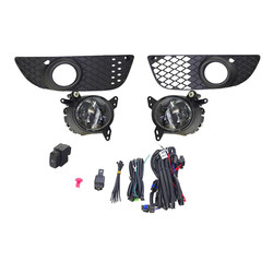 Fog Light Kit for Mitsubishi Lancer CJ 2007-2012 W/Wiring&Switch