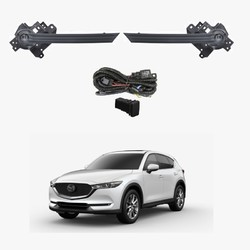 Fog Light Kit for Mazda CX-5 KF All models 03/2017-ON with Wiring & Switch