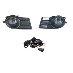 Fog Light Kit for Suzuki Swift 01/2005-06/2007 with Wiring & Switch