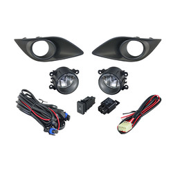 Fog Light Kit for Suzuki Swift FZ Non Sport 2011-2017 with Wiring & Switch