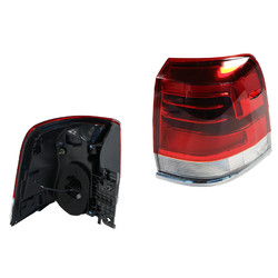 Genuine tail light for Toyota Landcruiser 200 10/15-ON Outer LED LIFT UP TYPE-RH