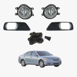 Fog Light Kit for Toyota Camry CV40 Series 1 07/06-08/09 W/Wiring&Switch