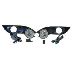 Fog Light Kit for Toyota Corolla Hatch ZRE152 05/07-09/09 with Wiring & Switch