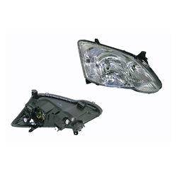 Headlight for Toyota Corolla ZZE122 05/2004-04/2007-RIGHT