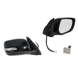 Door mirror for Toyota Prado J150 SER2 13-17 Electric Adjusting Only-RIGHT