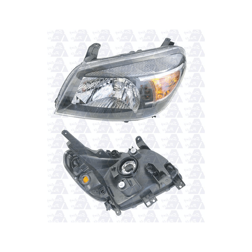 Headlight for Ford Ranger PK 2009-2011-LEFT